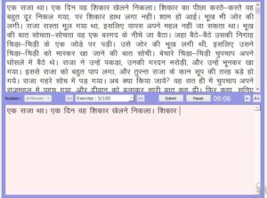 Typing and Efficiency Software for RSMSSB LDC Exam 2018 | Soni